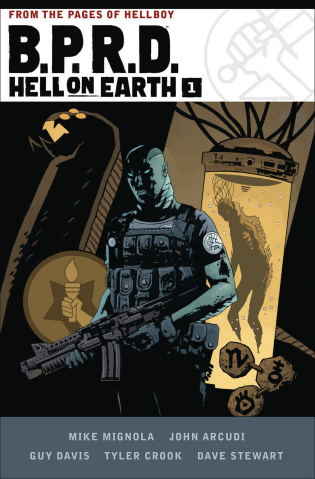 B.P.R.D.: Hell on Earth Vol. 1