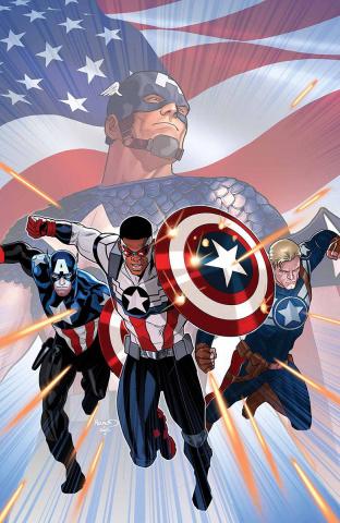 Captain America: Sam Wilson #8