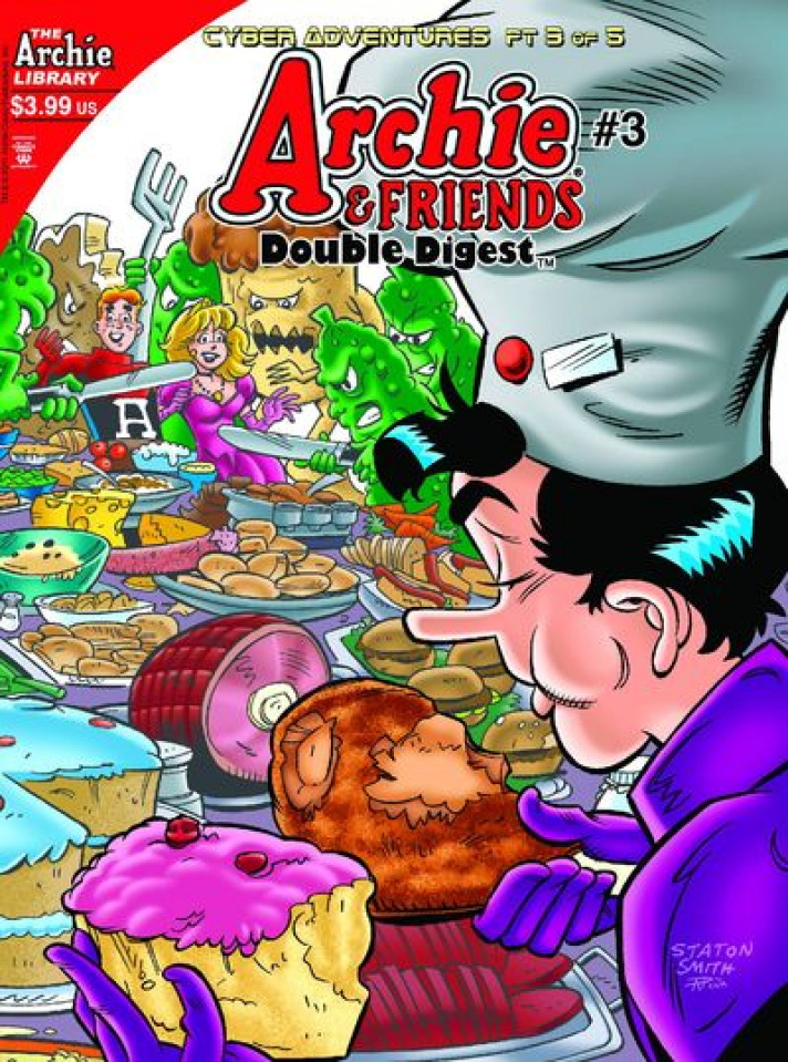 Archie & Friends Double Digest #3