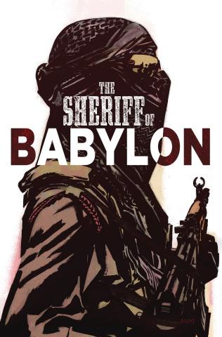 The Sheriff of Babylon #10