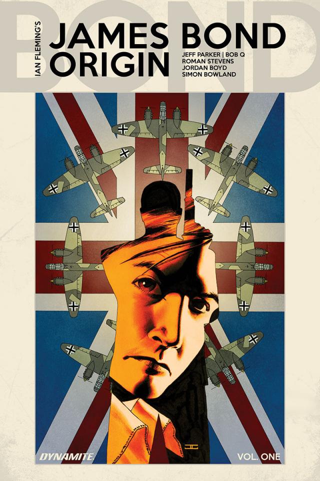 James Bond: Origin Vol. 1 (Parker Signed Edition)