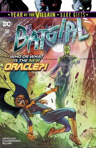 Batgirl #38 (Dark Gifts Cover)