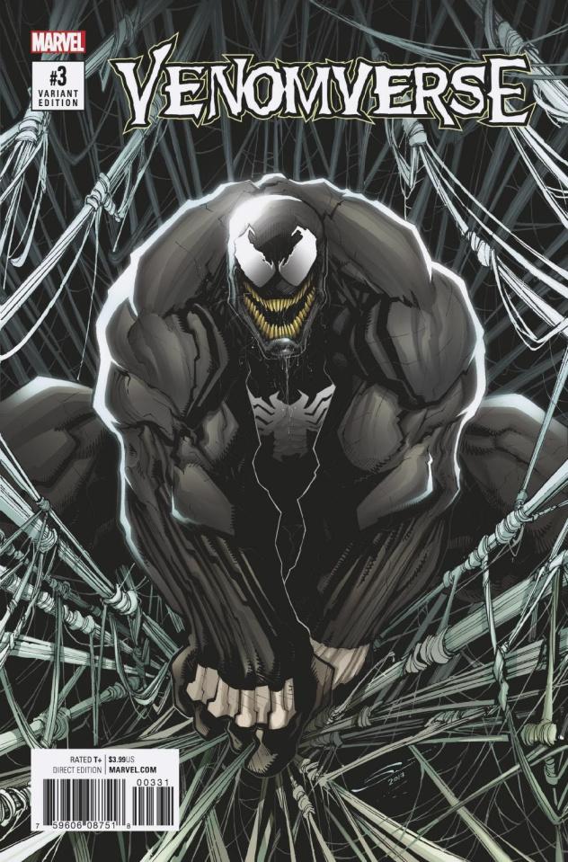 Venomverse #3 (Sandoval Cover)