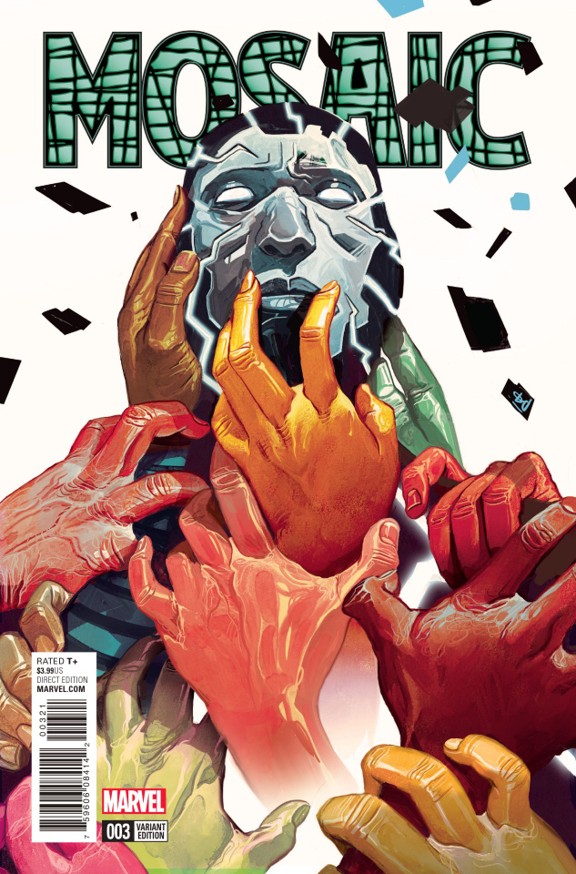 Mosaic #3 (Del Mundo Cover)