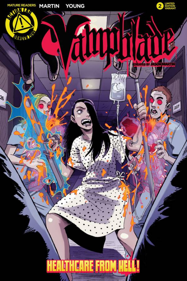 Vampblade #2 (Goo Cover)