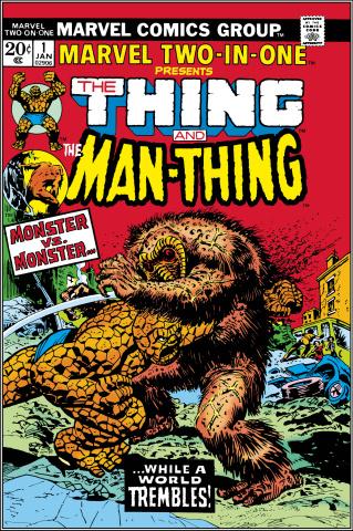 Fantastic Four: Two-In-One #1 (True Believers)