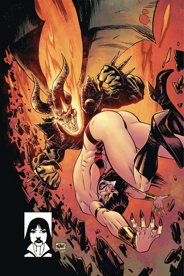 Vampirella #10 (Gorham Homage Virgin Cover)