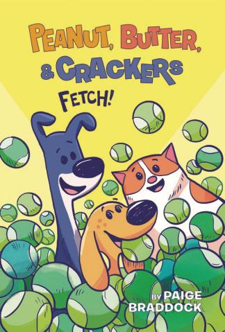 Peanut, Butter, & Crackers Vol. 2: Fetch!