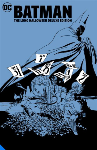 Batman: The Long Halloween (Deluxe Edition)