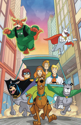 Scooby Doo's Greatest Adventures