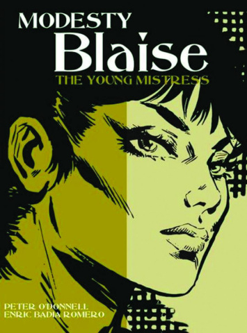 Modesty Blaise Vol. 24: The Young Mistress