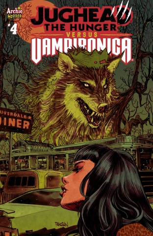 Jughead: The Hunger vs. Vampironica #4 (Panosian Cover)