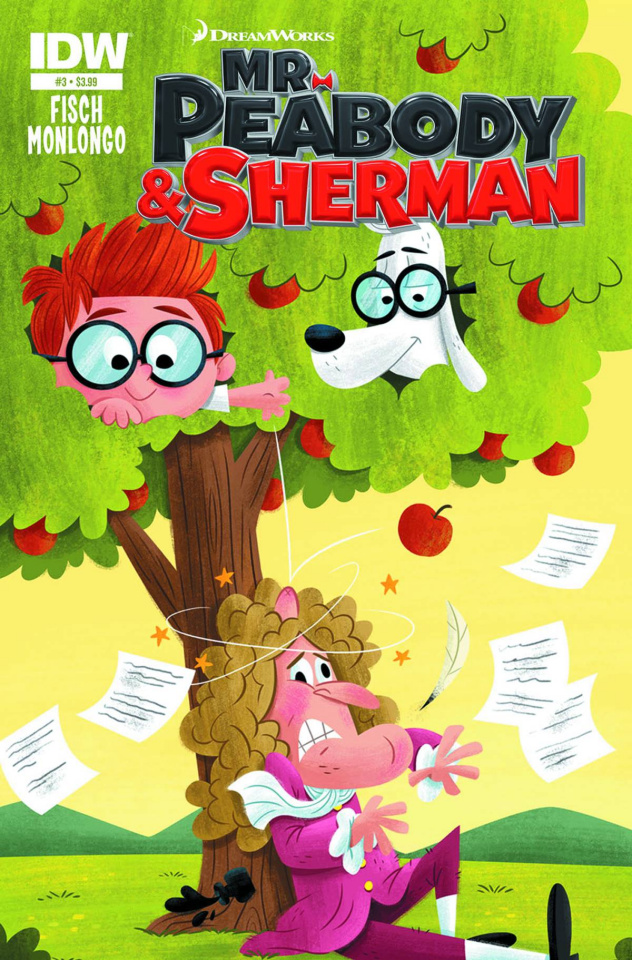 Mr. Peabody & Sherman #3
