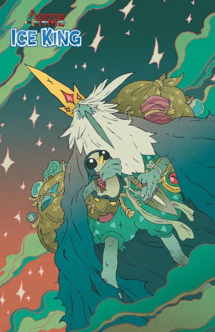 Adventure Time: The Ice King #6 (20 Copy Singelin Cover)