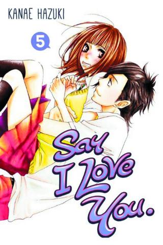 """Say """"I Love You"""" Vol. 5"""