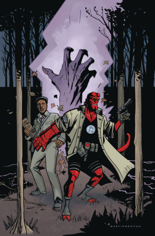 Hellboy and the B.P.R.D. 1955: Secret Nature