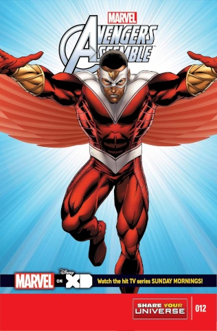 Marvel Universe: Avengers Assemble #12
