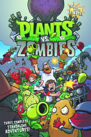 Plants vs. Zombies Box Set