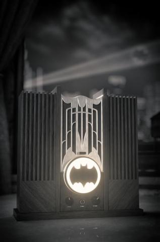 Batman: The Audio Adventures #1 (Francis Manapul Card Stock Cover)