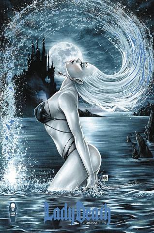 Lady Death: Swimsuit #1 (Premiere Edition)