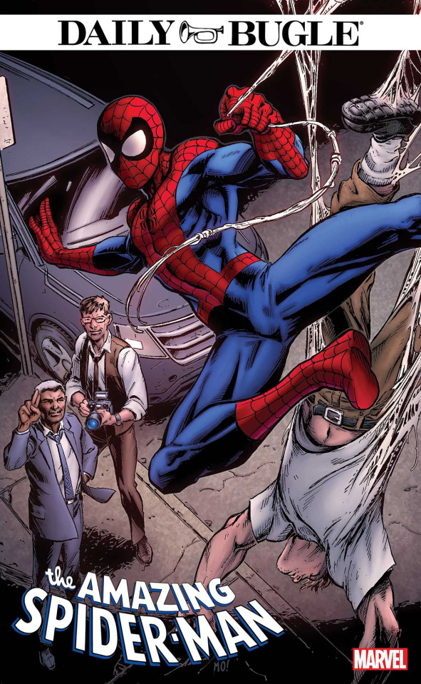 The Amazing Spider-Man: Daily Bugle #1