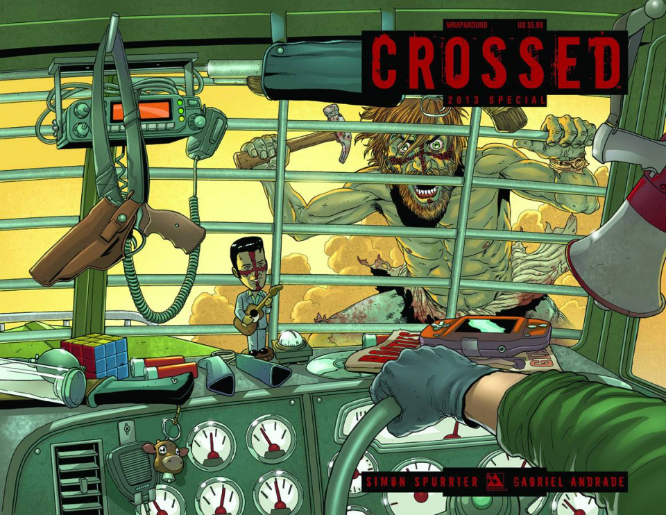 Crossed Special 2013 (Wrap Cover)