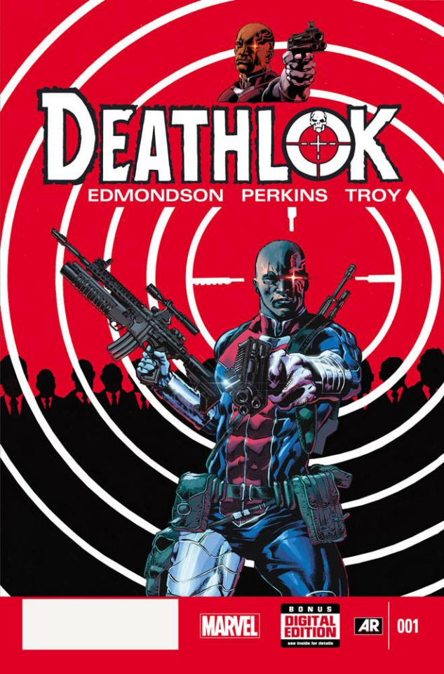 Deathlok #1