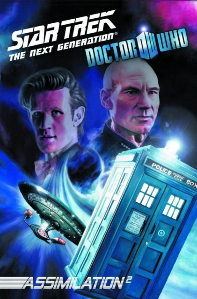 Star Trek: The Next Generation/Doctor Who - Assimilation Vol. 1