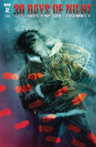 30 Days of Night #2 (Templesmith Cover)