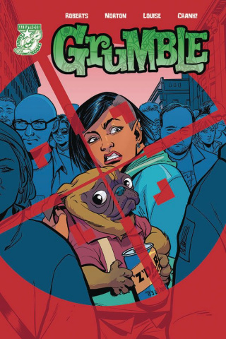 Grumble #2 (Mike Norton Cover)