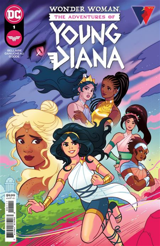 Wonder Woman: The Adventures of Young Diana Special #1