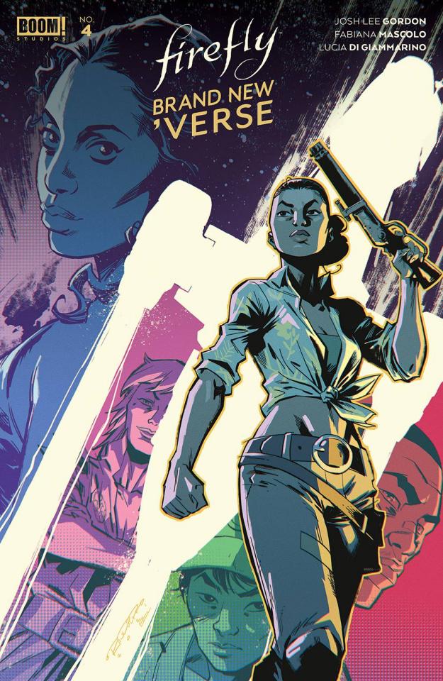 Firefly: Brand New 'Verse #4 (25 Copy Randolph Cover)