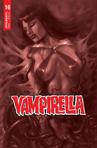Vampirella #16 (15 Copy Parrillo Tint Cover)