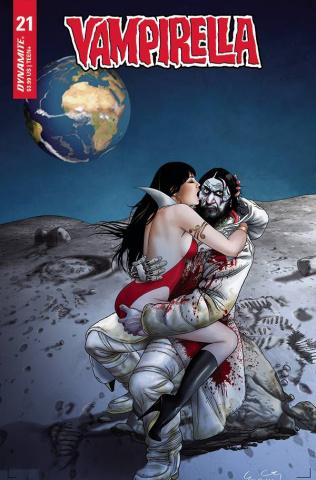 Vampirella #21 (Gunduz Cover)