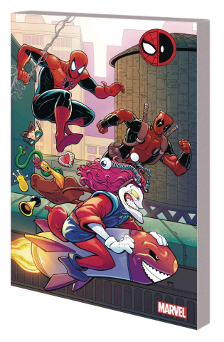 Spider-Man / Deadpool Vol. 4: Serious Business
