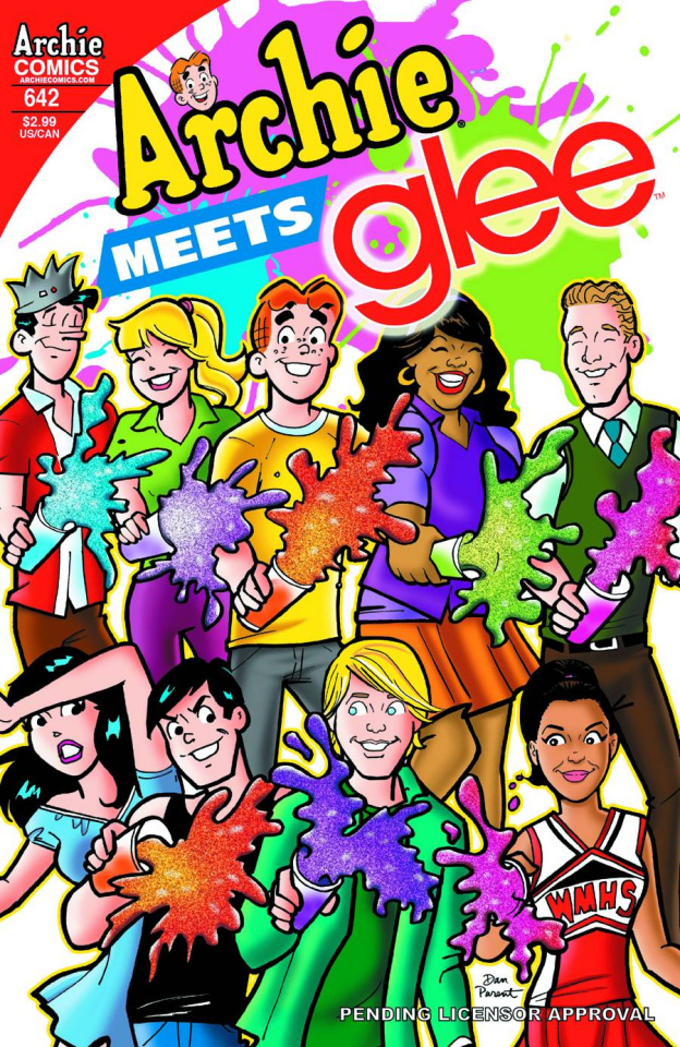 Archie #642: Archie Meets Glee, Part 2