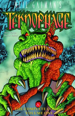 Teknophage Vol. 1