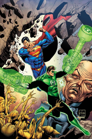 Hal Jordan and The Green Lantern Corps #31