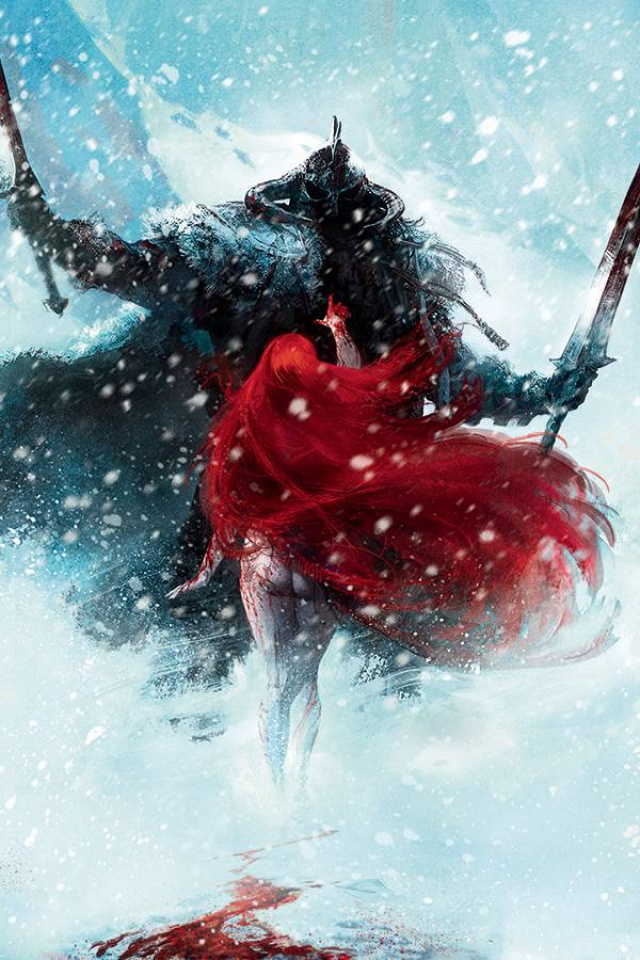 The Cimmerian: The Frost Giant's Daughter #1 (Recht Cover)