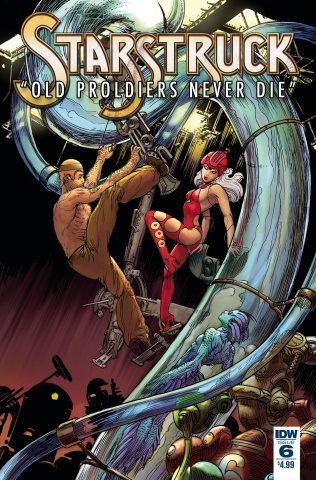 Starstruck: Old Proldiers Never Die #6