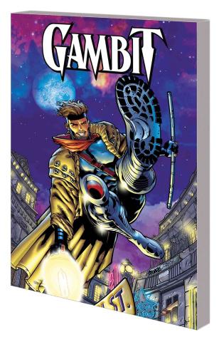X-Men: Gambit Vol. 2 (Complete Collection)