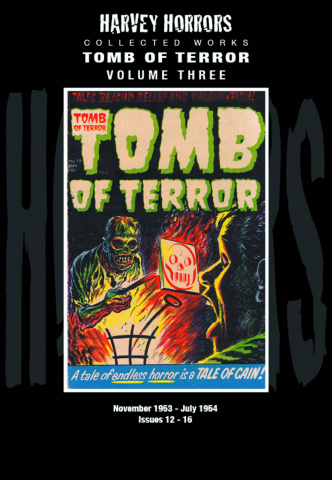 Harvey Horrors: Tomb of Terror Vol. 3
