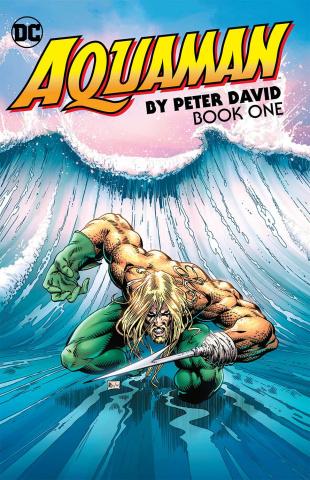 Aquaman by Peter David Book 1