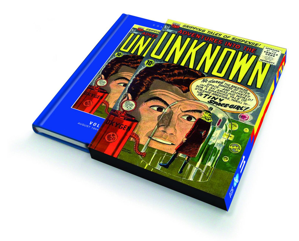 Adventures Into the Unknown! Vol. 11 (Slipcase Edition)
