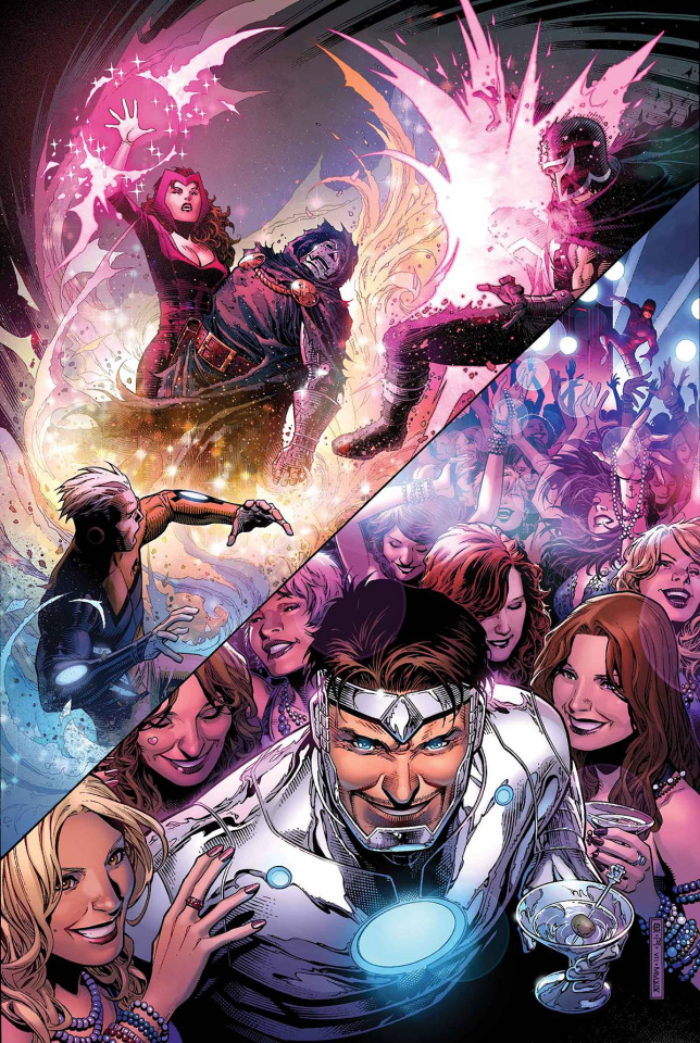 Avengers and X-Men: AXIS #6