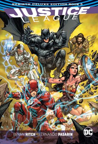 Justice League Book 3 (Rebirth)