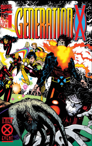 Generation X #1 (True Believers)