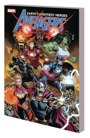 Avengers by Jason Aaron Vol. 1: Final Host (McGuinness Cover)