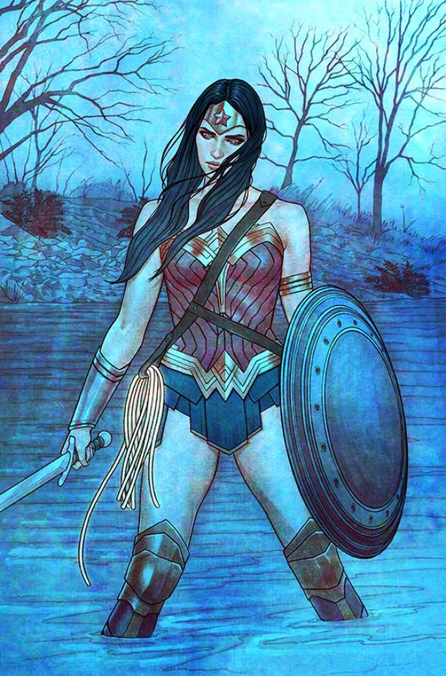 Wonder Woman #14 (Variant Cover)