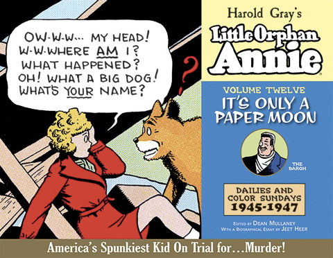 The Complete Little Orphan Annie Vol. 12
